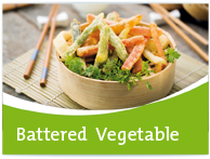 Cabezuelo Foods - Battered Vegetables Catalog